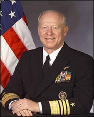 Đô đốc Robert F. Williard