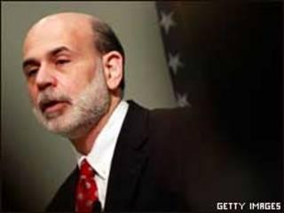 Ben Bernanke, presidente do Fed