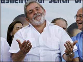 Luiz Inácio Lula da Silva (Foto: AP)