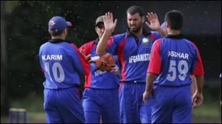 افغان کریکټ ملي لوبډله