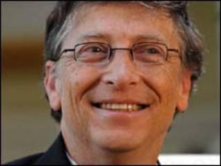 Bill Gates é o atual homem mais rico do mundo