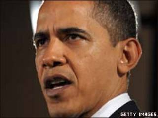 O presidente dos Estados Unidos, Barack Obama (Getty Images, 12/3)