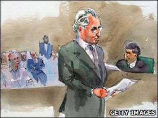Bernard Madoff tại tòa