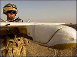 هواپیمای بدون سرنشین آمریکایی-آرشیو