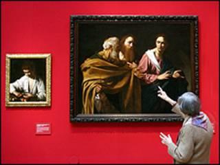 Tranh của Caravaggio