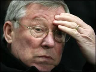HLV Alex Ferguson của MU