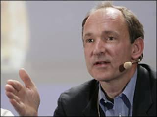 Tim Berners-Lee (arquivo)