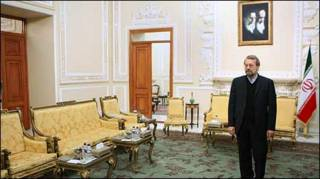 علی لاریجانی، عکس از خبرگزاری فارس