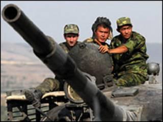 سربازان روسیه