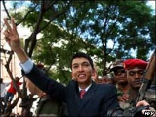 Andry Rajoelina (arquivo)