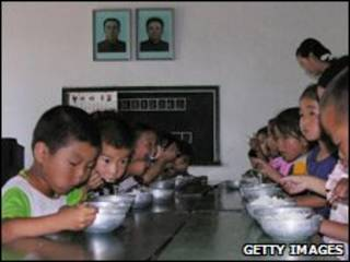 Crianças coreanas (arquivo)
