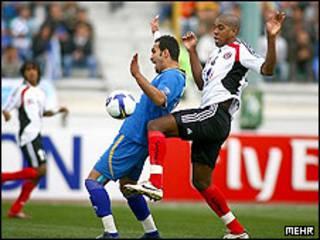 در هفته دوم لیگ قهرمانان آسیا، استقلال در ورزشگاه آزادی 1-1 مقابل الجزیره امارات متوقف شد