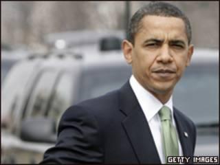 O presidente dos Estados Unidos, Barack Obama (Getty Images)