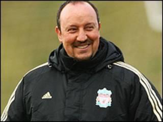 HLV Liverpool Rafael Benitez