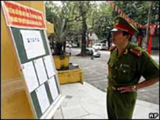 Bầu cử quốc hội năm 2007