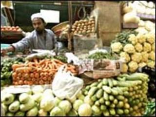 Lạm phát về thực phẩm là 17% đuợc cho là quá cao tại Ấn Độ