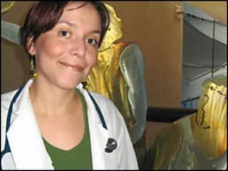 Doctora Valentina Ortiz