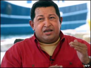 Hugo Chávez (arquivo)