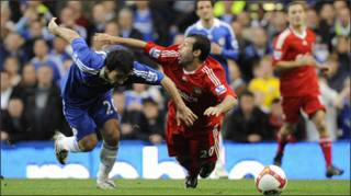 Liverpool gặp Chelsea