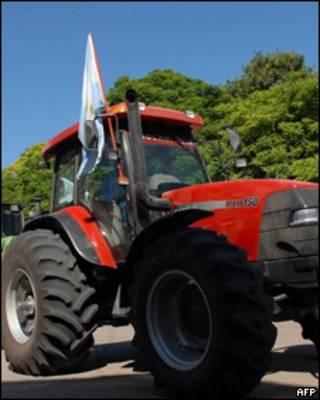 Protesta agraria