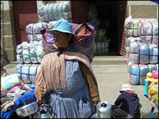 Venta de ropa usada