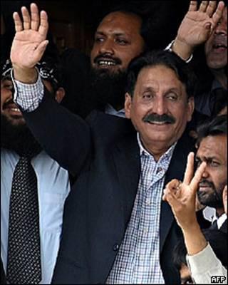 Iftikhar Chaudhry