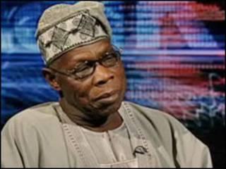 Janar Olusegun Obasanjo