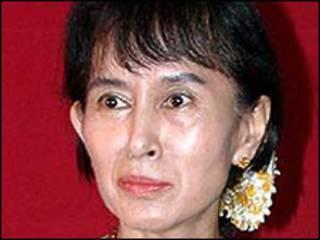 Aung San Suu Kyi - lãnh tụ đối lập Miến Điện