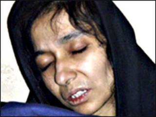 ڈاکٹر عافیہ صدیقی