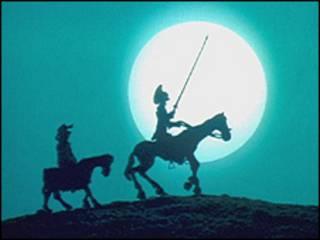El Quijote para la depresión