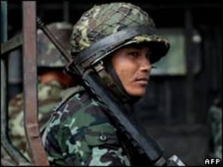 Lính Thái Lan