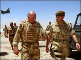 دانات در افغانستان - عکس آرشیوی از وزارت دفاع بریتانیا