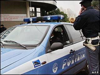 Polícia italiana/foto de arquivo