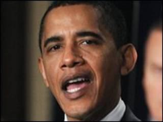 Tổng thống Hoa Kỳ Barak Obama