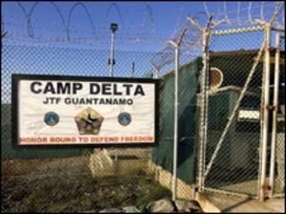 Campo de prisioneiros de Guantánamo