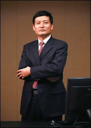 Cựu Chủ tịch Chalco Tiểu A Khánh