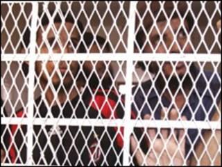 زندانیان در یمن - عکس آرشیوی