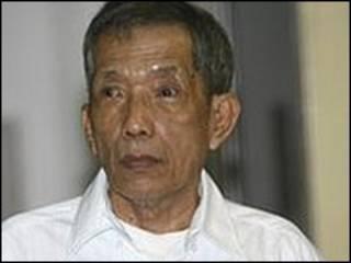 Cựu lãnh đạo Khmer Đỏ Đồng chí Duch