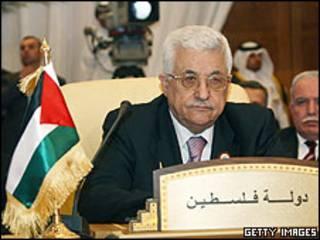 Mahmoud Abbas (arquivo)