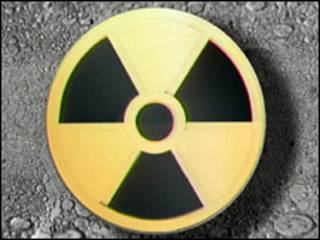 Símbolo da radioatividade