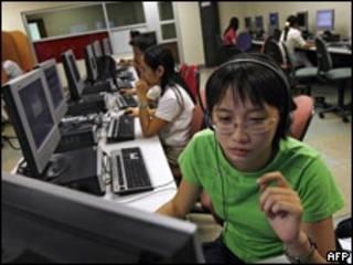 Người dùng internet ở VN