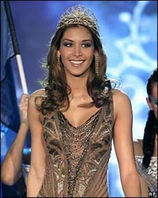 Dayana Mendoza, Miss Universo