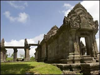 ̣Đền Preah Vihear