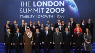 Các lãnh đạo tại thượng đỉnh G20