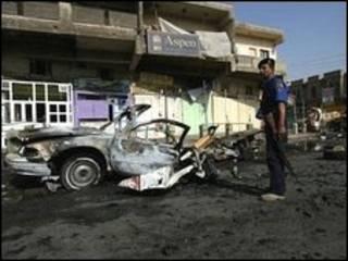 عکس آرشیوی از خشونت های عراق