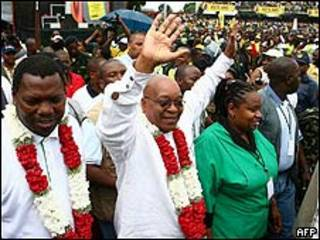 Jacob Zuma (Foto:01/03/2009)