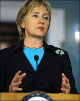 Ngoại trưởng Hoa Kỳ, Hilary Clinton