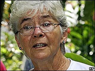 Dorothy Stang, febrero 2004