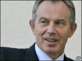 Tony Blair (arquivo)