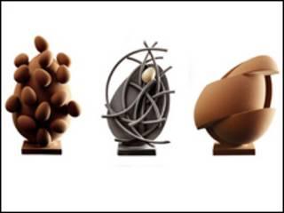 巧克力彩蛋
